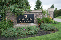 Elgin Mills Entrance