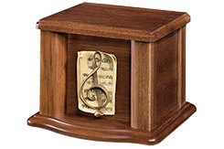 Wood Urns ICON
