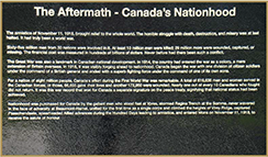 Canada's Nationhood